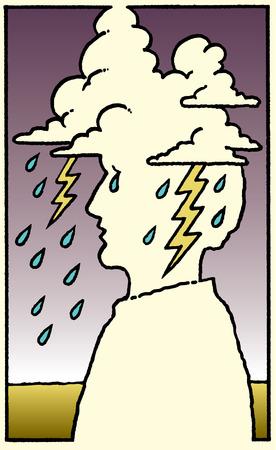 この概念図で描かれている人間の感情