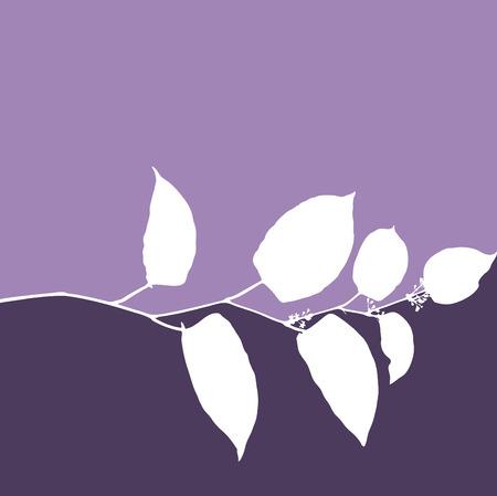 floral vector: Vector floral de fondo