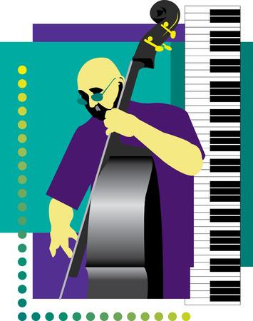 fret: Bass Player