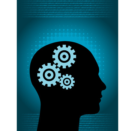 anatomy brain: Lost in pensiero