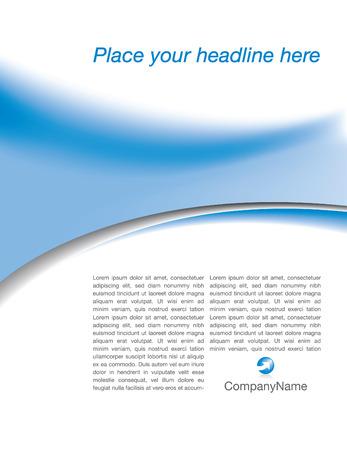 Abstract vector achtergrond voor web of print gebruik  Stock Illustratie