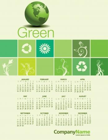 scheduler: 2014 Creative Calendar for Print or Website