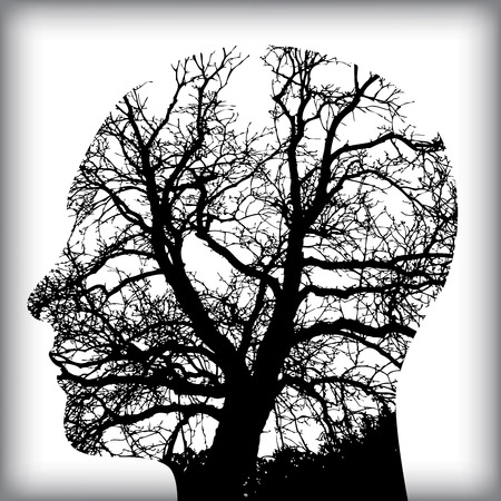 oneness: Natural Man in the Tree