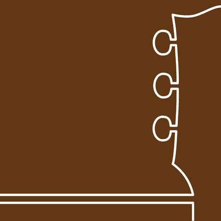 bass guitar: Abstract Guitar Background