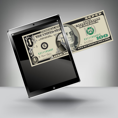touch: Making Money with a Touch Pad Tablet