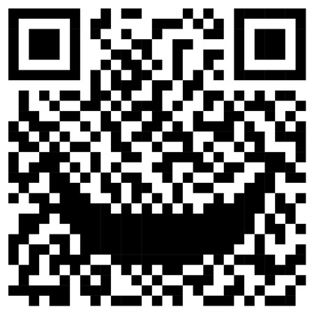 An illustration that humanizes the QR Code concept