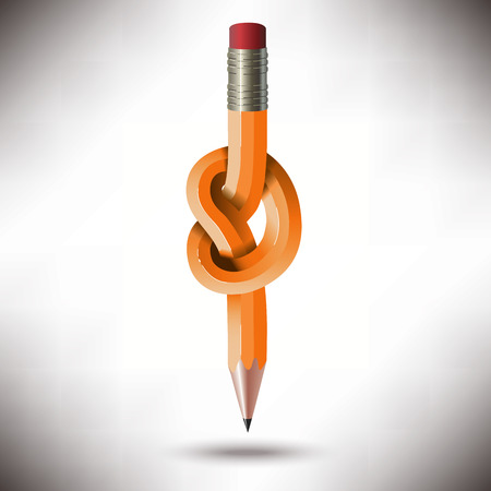 Noué Concept Pencil Bloqué