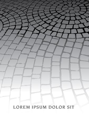 cobble: A cobble stone background