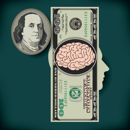 ben franklin money: Using the brain to make money