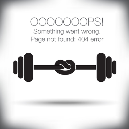 found: Unusual - 404 error - page not found graphic