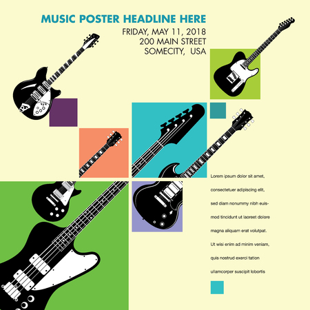 cover art: Unusual guitar art, ideal for music CD cover
