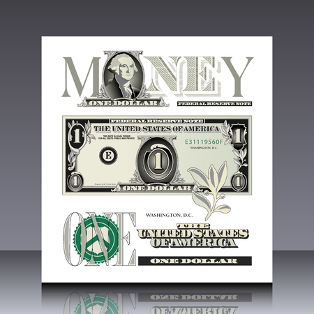 federal: Miscellaneous US bill elements for print or web