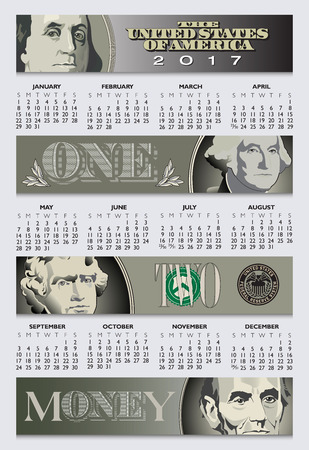 Free enterprise is the theme of this 2017 calendar