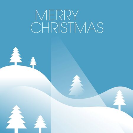 Winter Wonderland Christmas Çizim