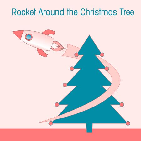 A take-off on Rock around the Christmas Tree.