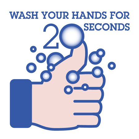How long to wash your hands