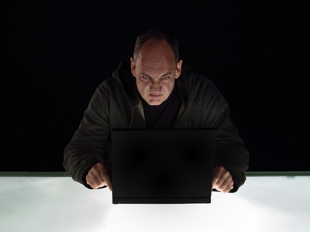 blackmail: Data theft - Hackers