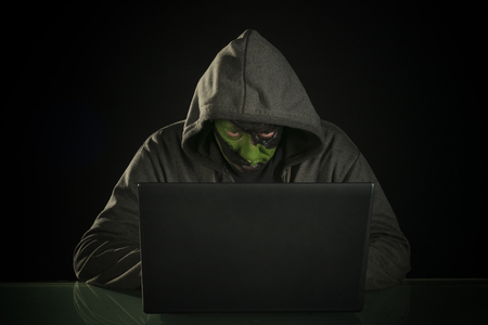 data theft: Data theft - Hackers