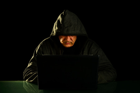 unprotected: Data theft - Hackers