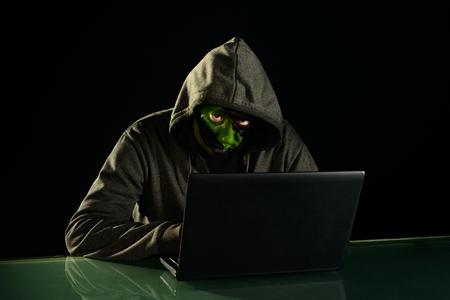 data theft: Data theft - Hackers