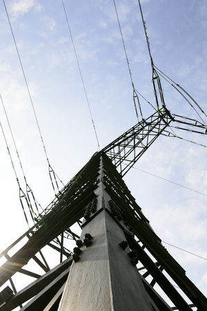 isolators: High-voltage lines