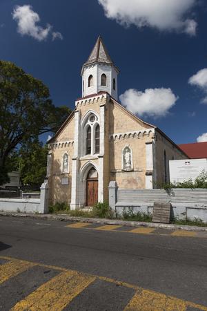Antigua, City of Saint Johns, Historical Church