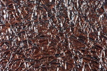 Brown glossy faux leather texture Stock Photo - 20243208
