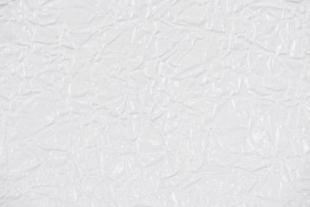 faux: Bianco lucido tessuto ecopelle