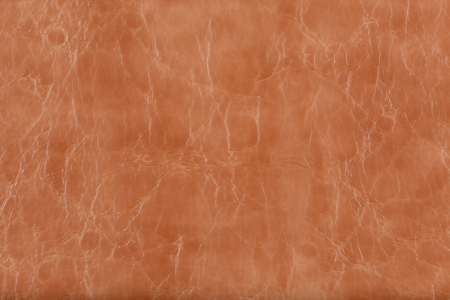 vermilion: Coral synthetic leather with embossed Stock Photo
