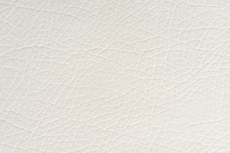 White smoke synthetic leather with embossed photo