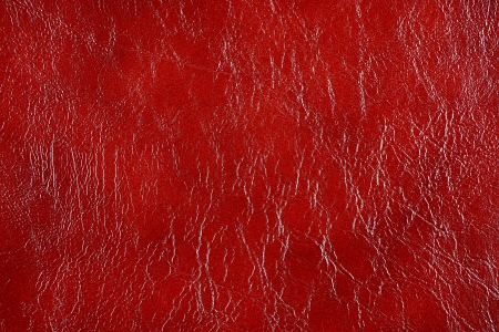 Dark red leather background  texture photo
