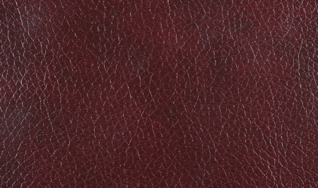 maroon leather: Maroon leather background  texture Stock Photo