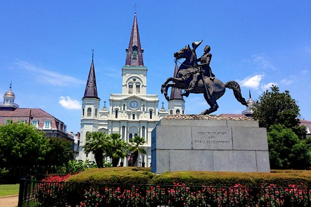 jackson: Jackson Square New Orleans