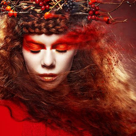 Art Met Redhead