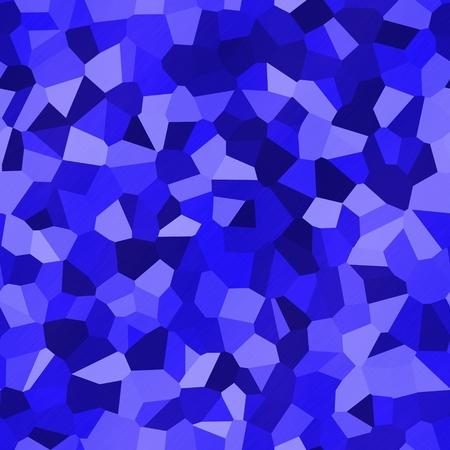 Textured blue glass with more shades, blue seamless kaleidoscope texture Reklamní fotografie