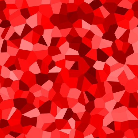 Texture red glass with more shades, red kaleidoscope paint seamless texture Reklamní fotografie