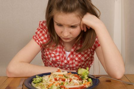 disorders: Fussy eater
