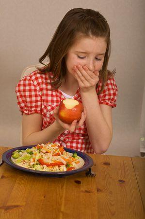 eater: Fussy eater