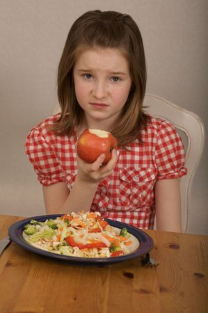 Fussy eater photo