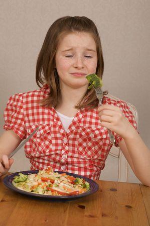 fussy: Fussy eater