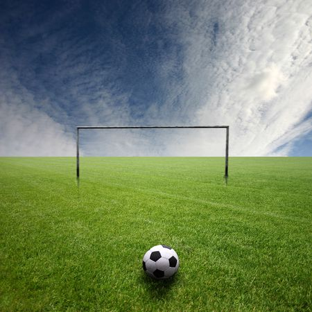 soccer pitch: sport 3