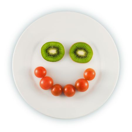 smile plate