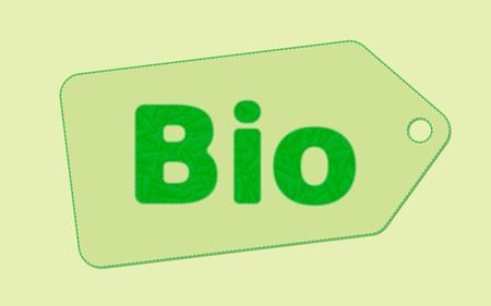 illustration of a bio tag concept