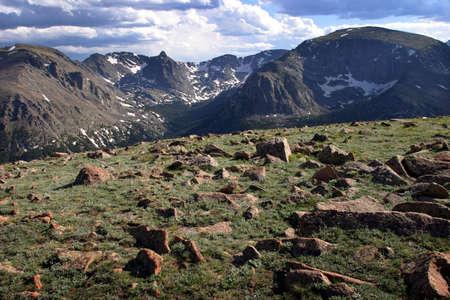 rocky mountains: Colorado Rocky Mountains Stockfoto