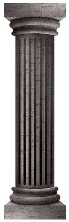 Column art element