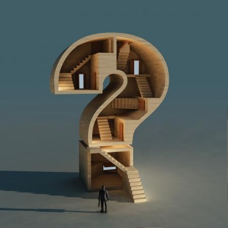 schody: skomplikowane pytanie biznesu