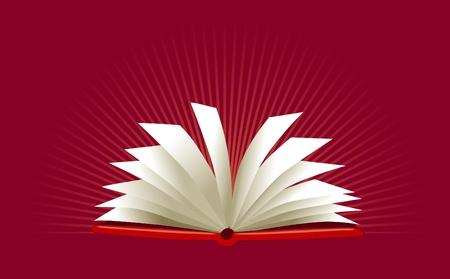story: Libro Abierto Vectores
