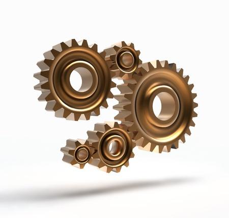 tandwielen: raderverbinding