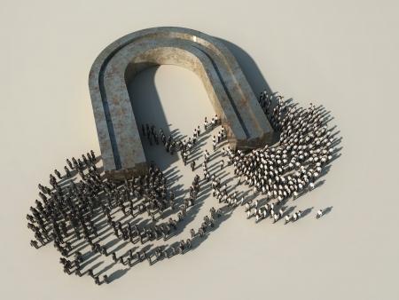 iman: sociedad separación magnética
