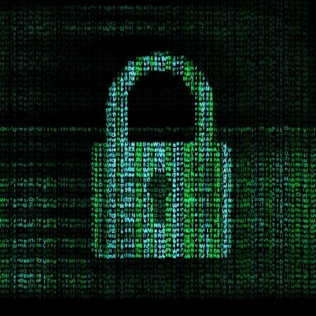 encrypted digital lock